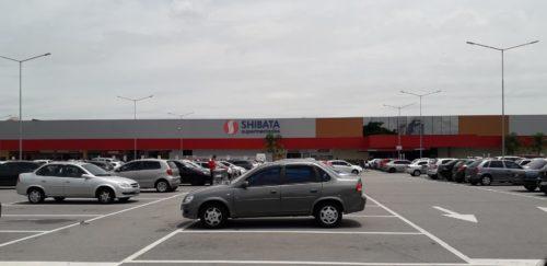 サンジョゼシバタ駐車場