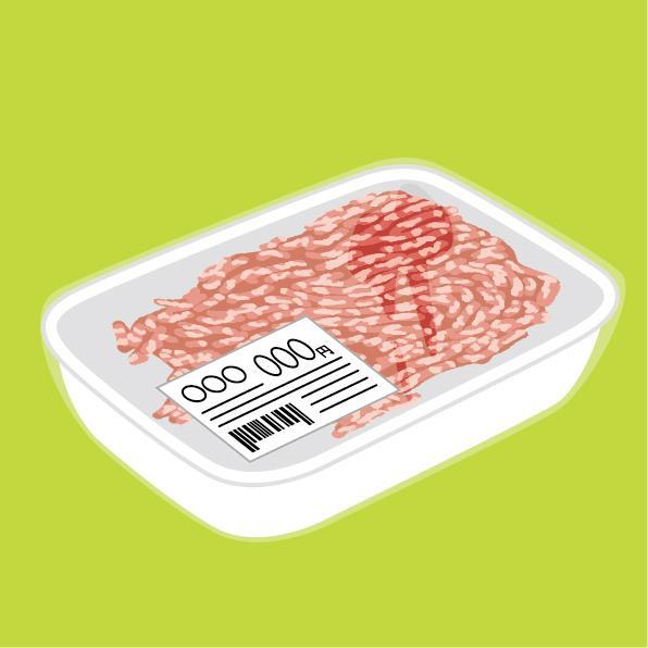 ブラジルひき肉事情