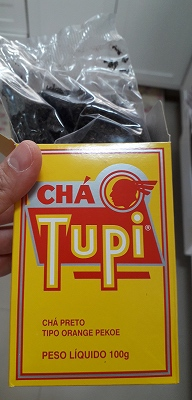 chá Tupi